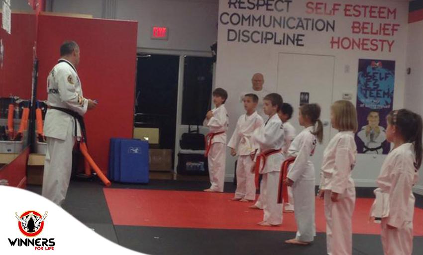 martial arts summer camps