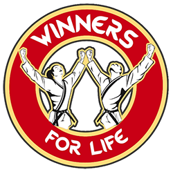 Winners for Life Martial Arts Logo