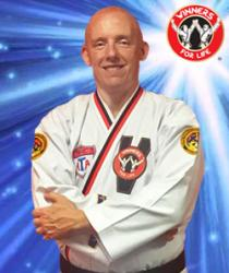 Winners for Life Martial Arts instructor